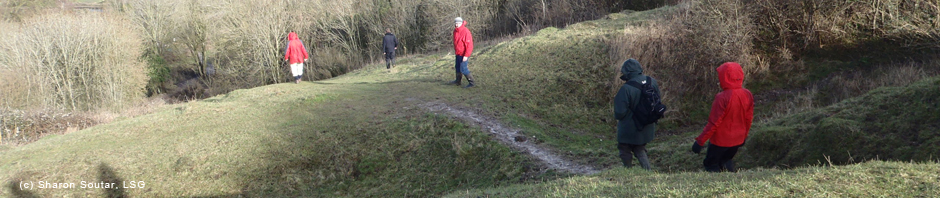 LSG at St Catherine's Hill, Winchester